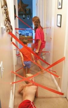 Idea for Indoor Games / Activities