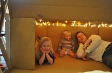 Cardboard Box กล่องลัง