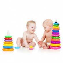 ของเล่นสีสดใส ช่วยพัฒนาการทารกได้อย่างไร