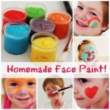 DIY Paint - สูตรทำสีใช้เองให้เด็กๆ