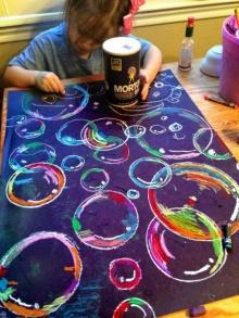 Bubble Art