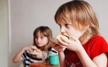 โภชนาการที่เด็กวัยเรียนควรจะได้รับ