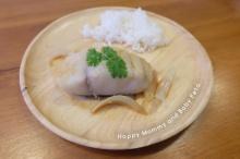 ปลาอินทรีย์น้ำมันงานึ่งซีอิ๊ว