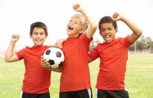 การออกกำลังกายในวัยเด็ก