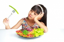 ลูกไม่อยากกินผักผลไม้