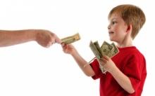 วิธีสอนลูกให้ใช้เงินเป็น ข้อห้าม 4 ข้ออย่าทำเวลาให้ค่าขนม!