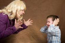 ทำอย่างไรหากคุณตะคอกใส่ลูกโดยไม่ได้ตั้งใจ
