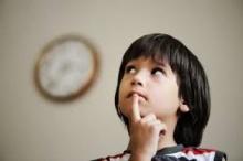 """สอนลูกให้รู้จักการ """"รอคอย"""""""