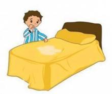 พ่อแม่จะช่วยลูกที่ยังปัสสาวะรดที่นอนได้อย่างไร