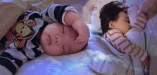 คุณแม่ควรรู้!!! 6 ปัญหาการรบกวนการนอนของลูกน้อย