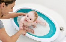 พัฒนาการลูกทั้งสมองและอารมณ์จะดีเยี่ยม เพียงแค่อาบน้ำ!