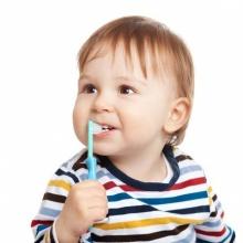 วิธีทำให้ลูกน้อยแปรงฟัน-และการเลือกซื้ออุปกรณ์แปรงฟัน