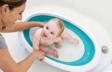 4 วิธีการอาบน้ำให้ลูกน้อยอย่างปลอดภัย