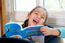 ฝึกนิสัยให้ลูกรักการอ่านกันเถอะ