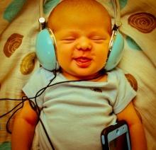 เสียงเพลงของคุณเเม่ช่วยพัฒนาสมองของลูกน้อย