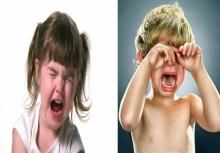 วิธีรับมือ เมื่อลูกร้องไห้งอแงไปกับทุกๆเรื่อง!!?