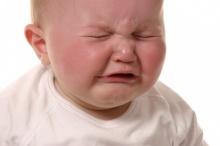 สัญญาณการร้องไห้ของลูกน้อย อะไรกันนะที่เขาอยากจะบอก??