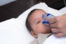 อุทาหรณ์ เด็กวัย 5 เดือน ติดเชื้อไวรัส RSV เพราะถูกคนไม่รู้จักหอมแก้ม