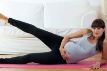 การออกกำลังกายขณะตั้งครรภ์ ลดแพ้ท้อง คลอดง่าย