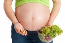 วิตามินและอาหารเสริมในช่วงตั้งครรภ์