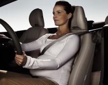 การขับรถให้ปลอดภัยสำหรับคุณแม่ตั้งครรภ์