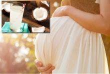 กินน้ำมะพร้าวตอนท้อง เด็กเกิดมาผิวสวย แต่เสี่ยงแท้ง จริงหรือหลอก?