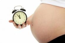 8 ภาวะเสี่ยงหากตั้งครรภ์เกินกำหนด,คลอดเกินกำหนด