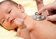 อาการป่วยที่พบบ่อยในทารก
